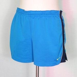 Nike | Running Athletic Shorts Blue XL